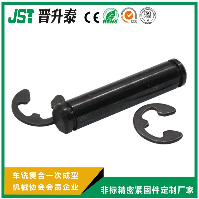 铰链销-直柱式扣环固定型-发黑