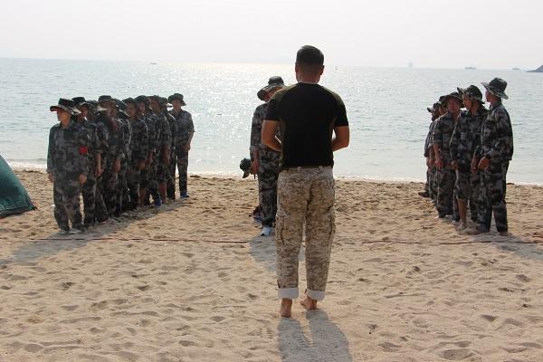 最新beplay官网下载app泰海岛拓展训练